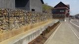 小樽旅亭蔵群の石を積み上げた独特の外壁