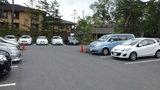 お宿木の葉の駐車場