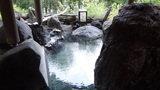 お宿木の葉の2つ目の貸切露天風呂