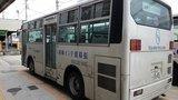 東横イン千葉幕張の送迎バス