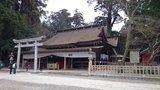 神宮ホテルの名前の由来すぐ近くの「鹿島神宮」