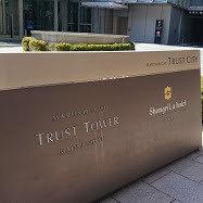 シャングリ・ラ ホテル東京のプレート