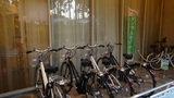 グランドプリンスホテル京都のレンタルサイクル