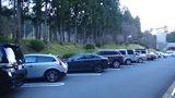 グランドプリンスホテル京都の駐車場