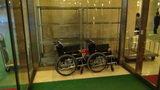 グランドプリンスホテル京都のレンタル車椅子