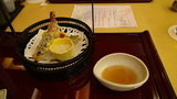 グランドプリンスホテル京都の日本料理「宝ケ池」の油物