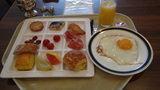 グランドプリンスホテル京都のポンドカフェの朝食