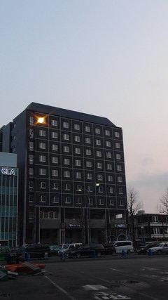 イビススタイルズ京都ステーションの外観