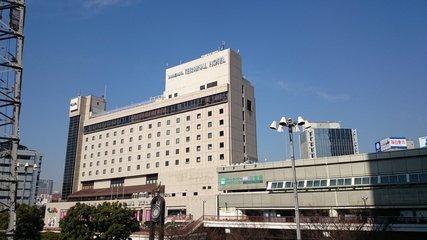 三宮ターミナルホテルの外観