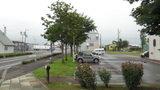 写真クチコミ:はぼろ温泉サンセットプラザの道の駅側の駐車場