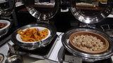 軽井沢プリンスホテルウエストのブュッフェの焼売とイカリング