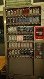 軽井沢プリンスホテルウエストのタバコの自動販売機