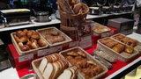 軽井沢プリンスホテルウエストの朝食のパン