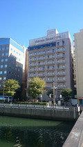 横浜国際ホテルの外観
