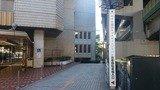 ホテル横浜キャメロットジャパンの駐車場入口