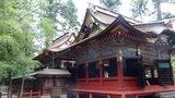 ホテルアミューズ富岡から車で10分程度のところにある上野国一宮「貫前神社」