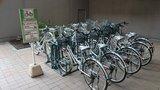 札幌アスペンホテルのレンタサイクル