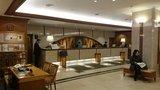 札幌アスペンホテルのフロント