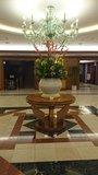 札幌アスペンホテルのロビー