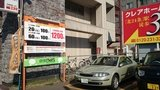 札幌クラークホテルの契約駐車場