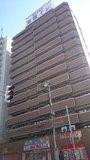 東横イン札幌駅西口北大前の外観