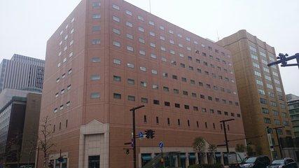 札幌グランドホテル別館の外観