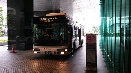 丸の内・大手町無料巡回バス