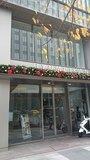 ホテル龍名館東京のクリスマスデコレーション