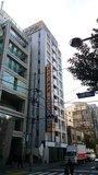 スーパーホテル東京日本橋三越前の外観