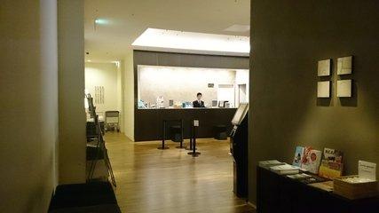 秋葉原ワシントンホテルのフロント