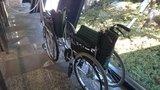第一ホテルアネックスのレンタルの車椅子