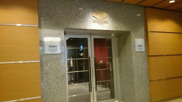 マンダリンオリエンタル東京のエレベーター