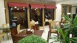 ホテルメトロポリタン高崎のロビーの喫茶