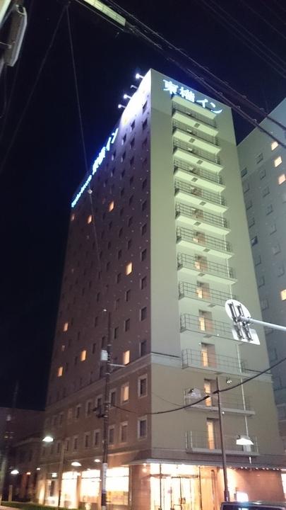 東横イン高崎駅西口1の外観
