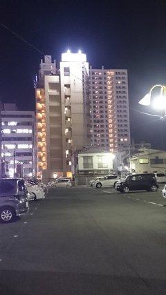 ニュー赤城高崎駅前の外観