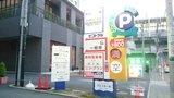 ホテルココ・グラン高崎の駐車場