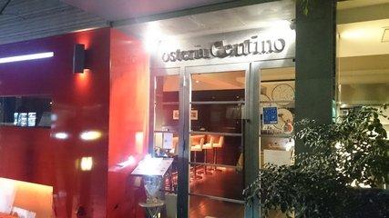 セントラルホテル高崎の隣にあるイタリア料理「オステリア チェンティーノ」