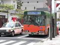 山形市中心を走る、100円循環バス