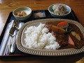 レストラン『なり田』のカレーセット
