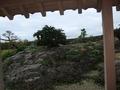 首里城内の庭園