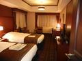 格調高く、安心して利用できるホテル