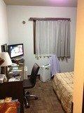 シングルルーム室内
