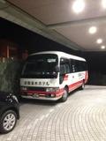 成田空港への無料送迎バス