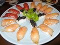 八丈島名物の島寿司