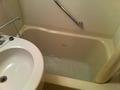 ユニットバスのお風呂