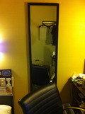 写真クチコミ:部屋の鏡