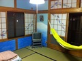 「かつおルーム」2階個室和室