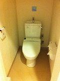 8階フロア トイレ