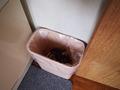 洗面所ゴミ箱