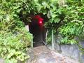洞窟の湯入り口